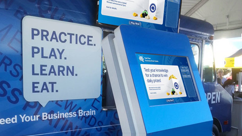 American Express OPEN – Feed Your Business Brain